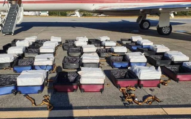 Türk jetinde Kokain Ele Geçirildi