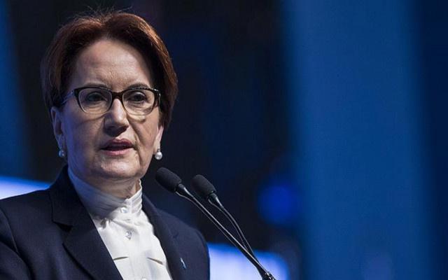 Meral Akşener erken seçim için tarih verdi